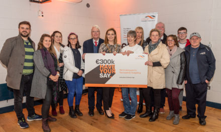 Five Community Projects Selected by Public Vote Through €300k Have Your Say