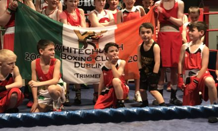 A home for Whitechurch Boxing Club Called For