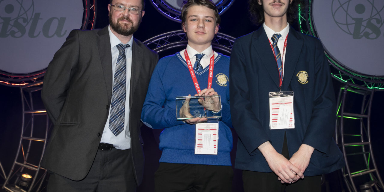 Local Students Excel at BY Young Scientist Technology Exhibition 2020