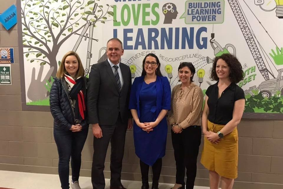 Lucan's Children Will Be Educated in Lucan