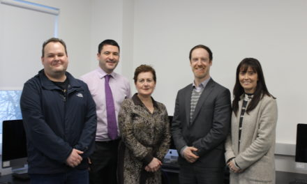 Loreto College Crumlin Opens New Computer Lab with Equipment Provided by Griffith College
