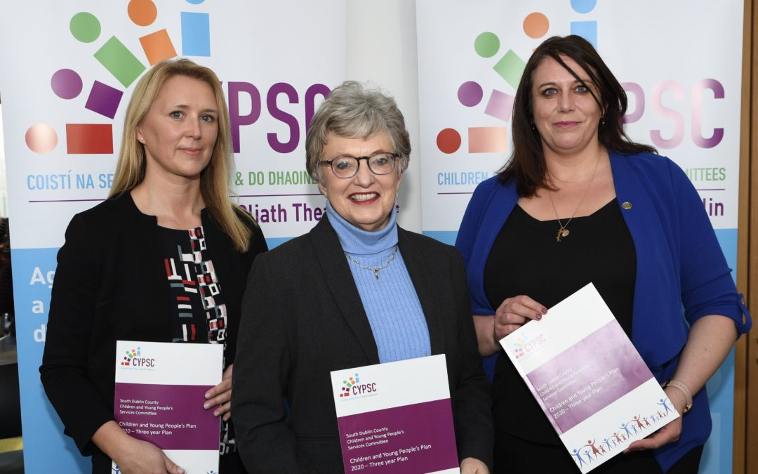 New Three Year Children & Young People's Plan for South DublinCounty