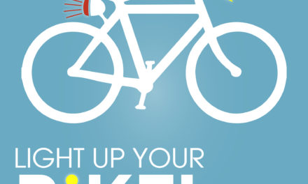 Light up Your Bike awareness campaign