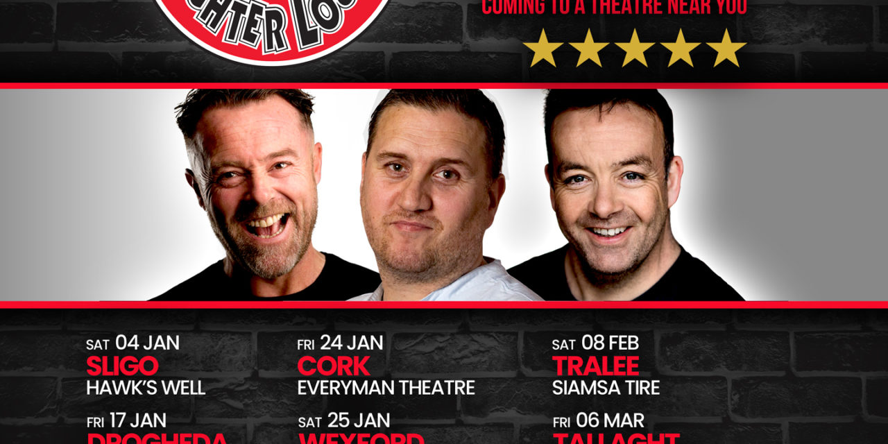 Laughter Lounge LIVE at the Civic Theatre Tallaght