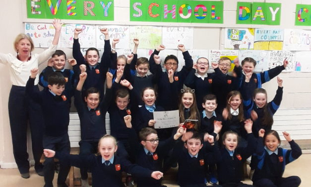 Clondalkin students Top of the Class in GOAL Changemakers Award