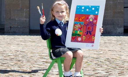SEARCH TO FIND 2020 TEXACO CHILDREN'S ART COMPETITION WINNERS LAUNCHED