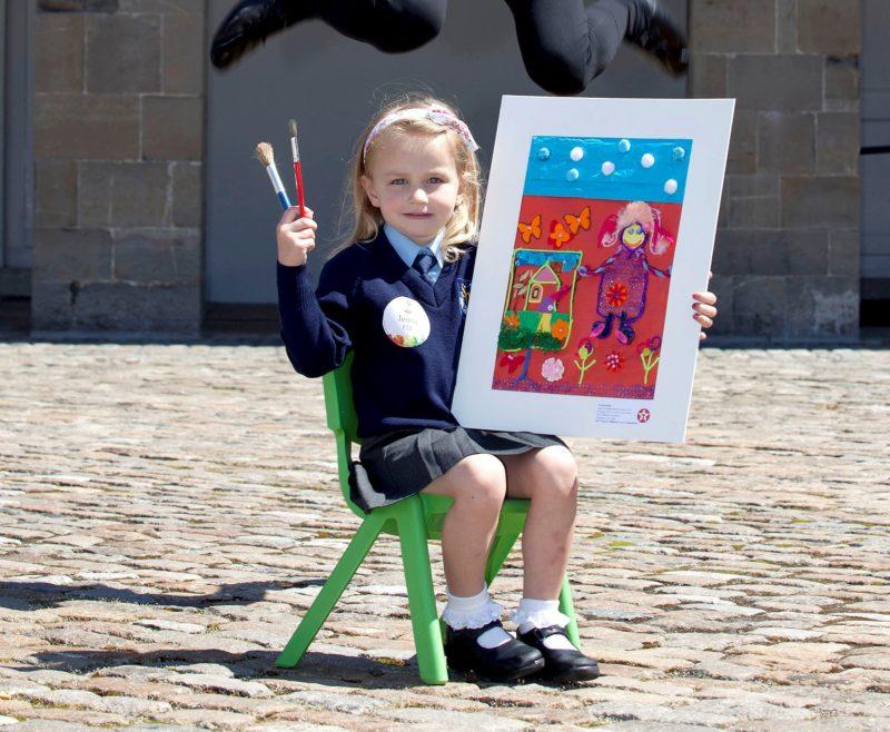 Texaco Childrens Art Competition