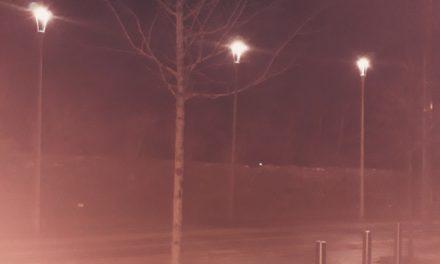 Winter Scene from Local Writer Liam McNevin