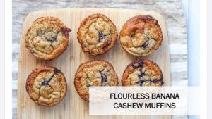 Banana-Cashews-Muffins-Newsgroup-Pureclass-Fitness