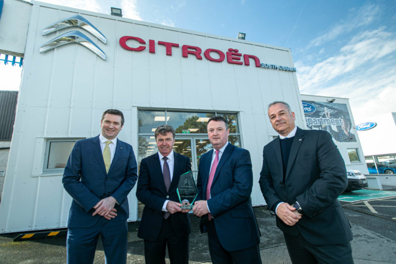 Citroen South Dublin Rathfarnham Motoring News