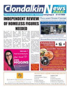 Clondalkin News 02 Feb 20