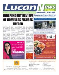 Lucan News 02 Feb 20