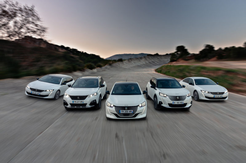 PEUGEOT HEVRANGE TESTDRIVE MOTORING NEWSGROUP