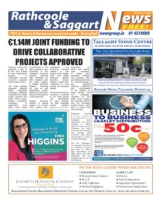 Rathcoole Saggart News 16.03.20