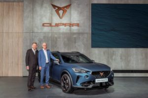 SEAT CUPRA electric motoring newsgroup