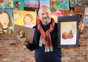 Texaco Childrens Art Judging Tallaght