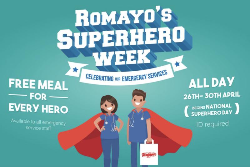 Romayos-Superhero-Week