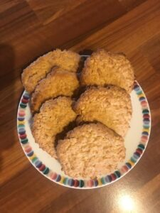 Baking-With-Newsgroup-Peanut-Butter-Cookies