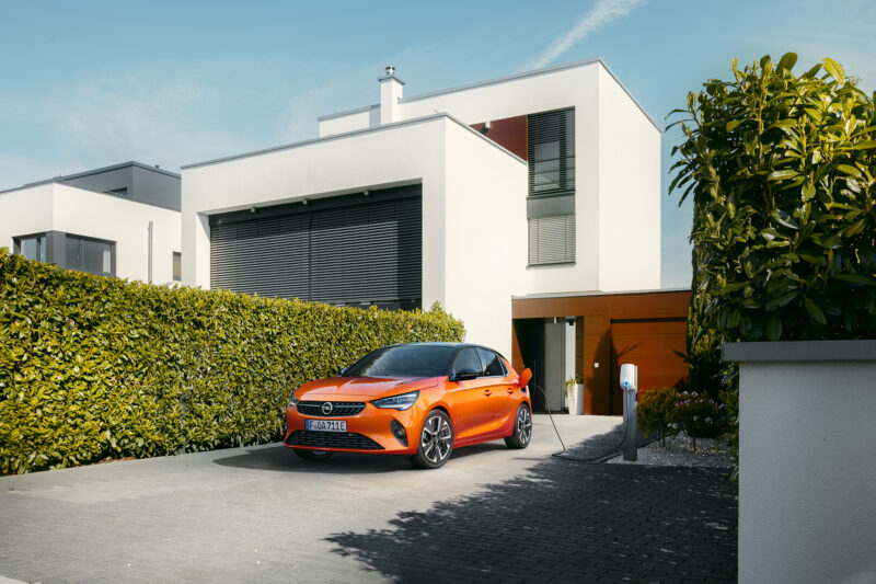 Opel Electric Partnership Energia