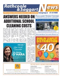 Rathcoole Saggart News 12.06.20