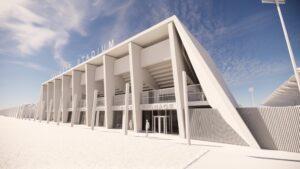 Tallaght Stadium Plans