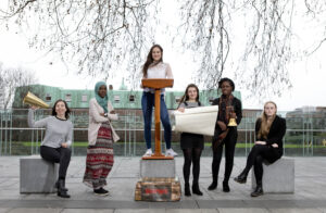Terenure student ActionAid