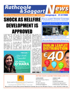 Rathcoole Saggart News 06.07.20