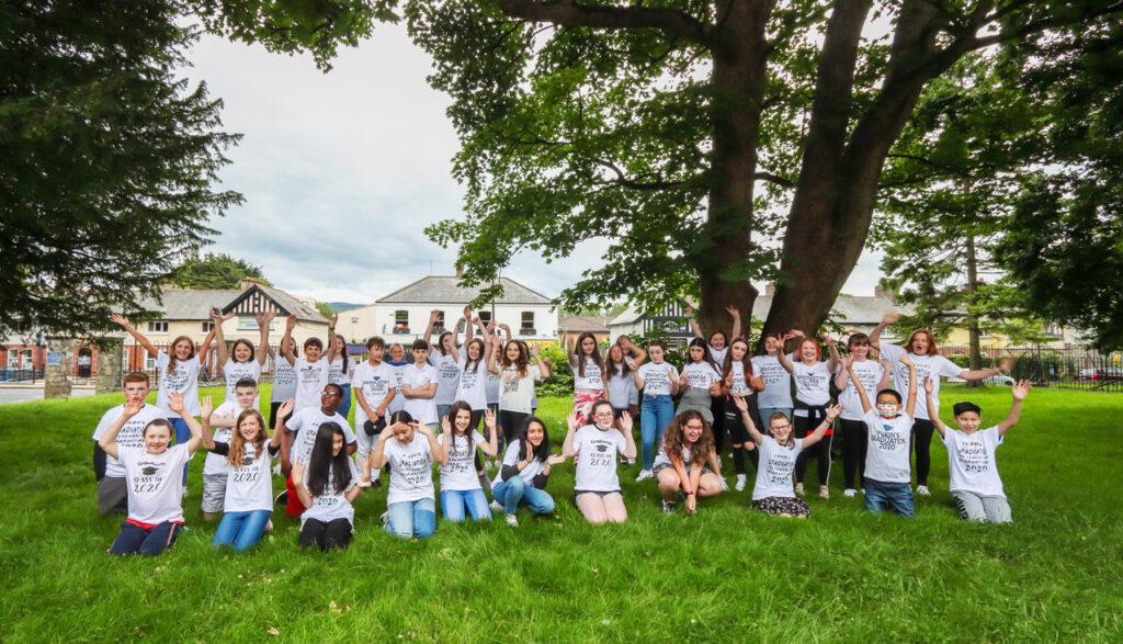 St-Mary-National-school-Graduation