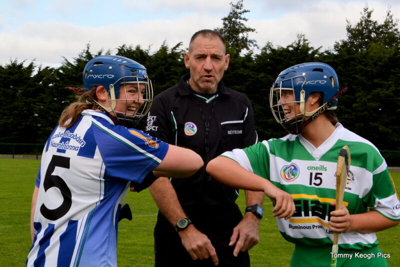 Camogie Covid