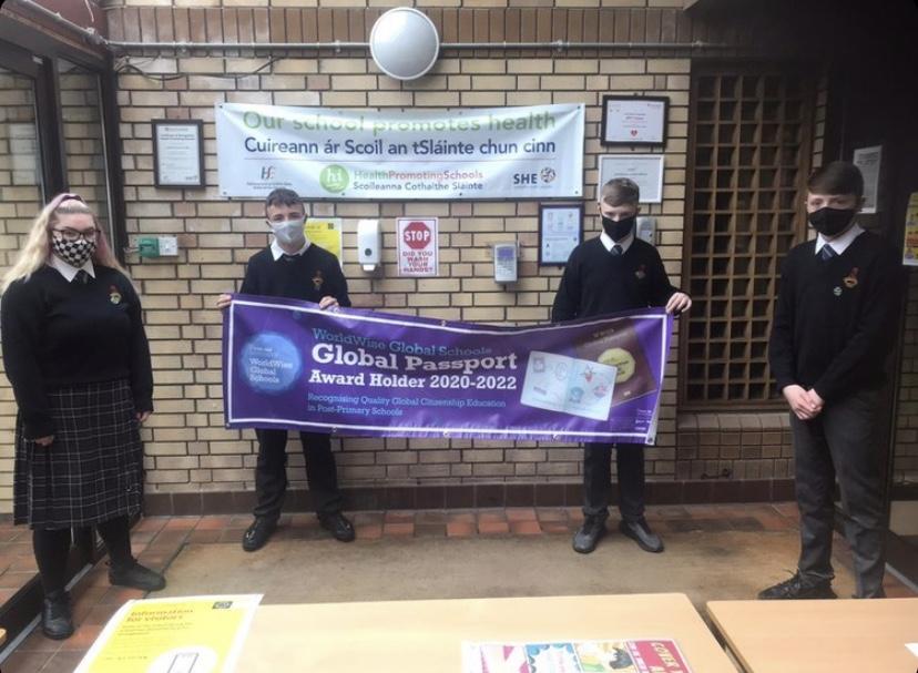 Deansrath CC Global Citizenship