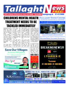 Tallaght News 31.08.20