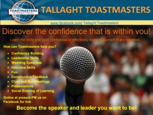 Tallaght Toastmasters