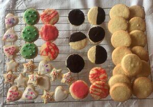 No Spread Cookies Newsgroup Recipes