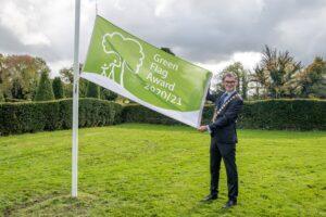 Corkagh Park Green Flag