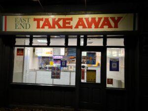 East End Takeaway Lucan