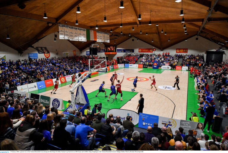 National Basketball Arena Tallaght