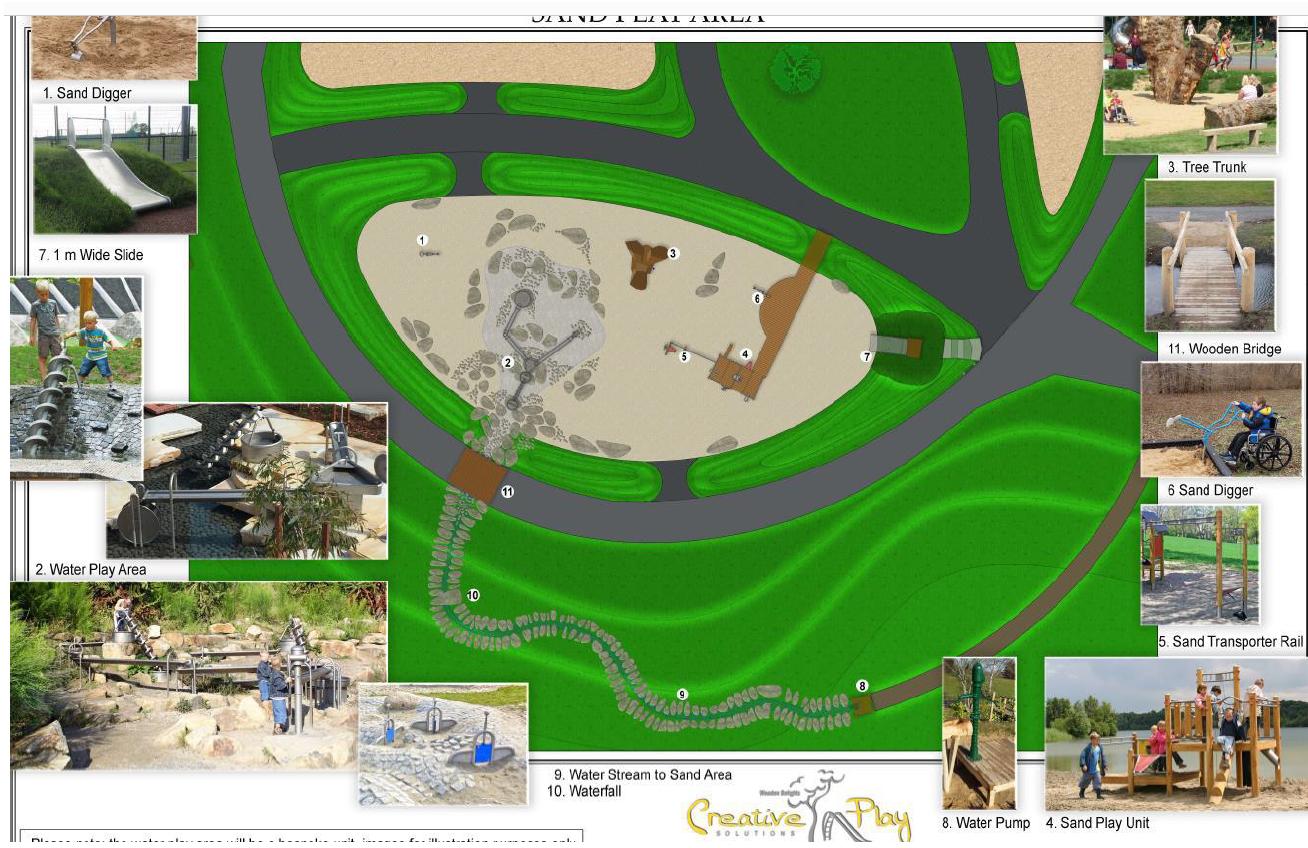 corkagh park clondalkin upgrade