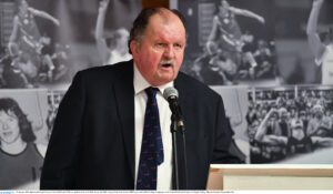 Bernard O Byrne Basketball Ireland