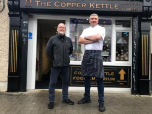 Copper Kettle Rathcoole