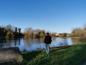 Corkagh Park Flooding