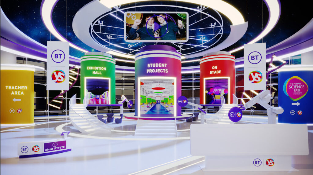 Virtual BT Young Scientist