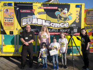 Bumbleance Fundraiser ARC