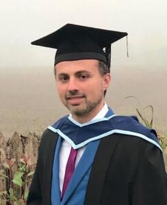 Enrico ModonesClondalkin Teaching Graduate Receives Top Award