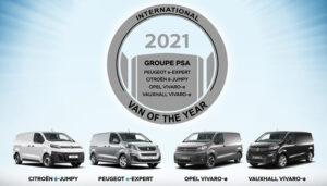 International Van Of The Year