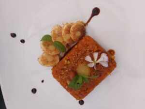 Carrot and Coconut Hulwa