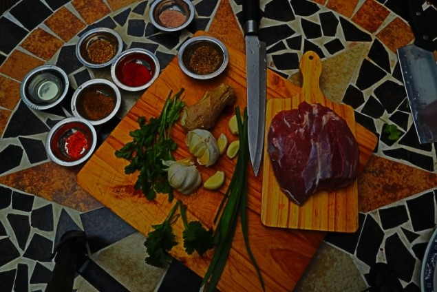 Kachilla Newsgroup Recipes