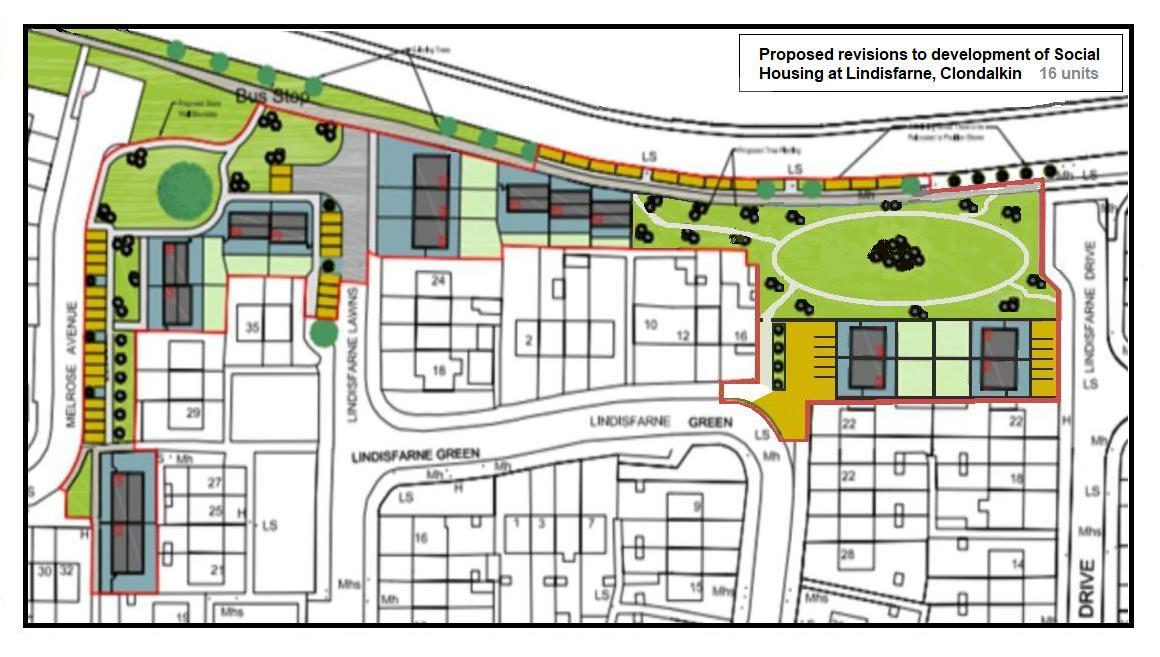 Proposed Revisions Lindisfarne Social Housing