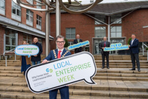 Local Enterprise Week Launch 2021
