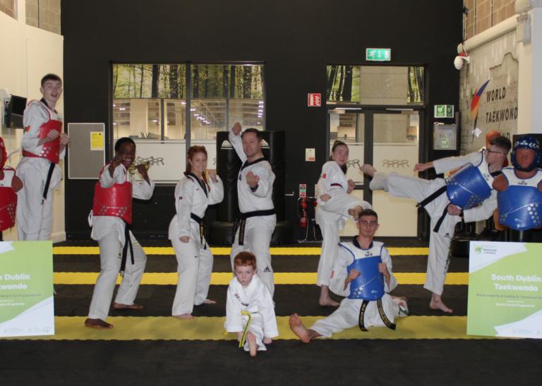 South Dublin Taekwondo