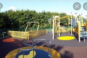Scoil Aoife Sensory Garden Playground